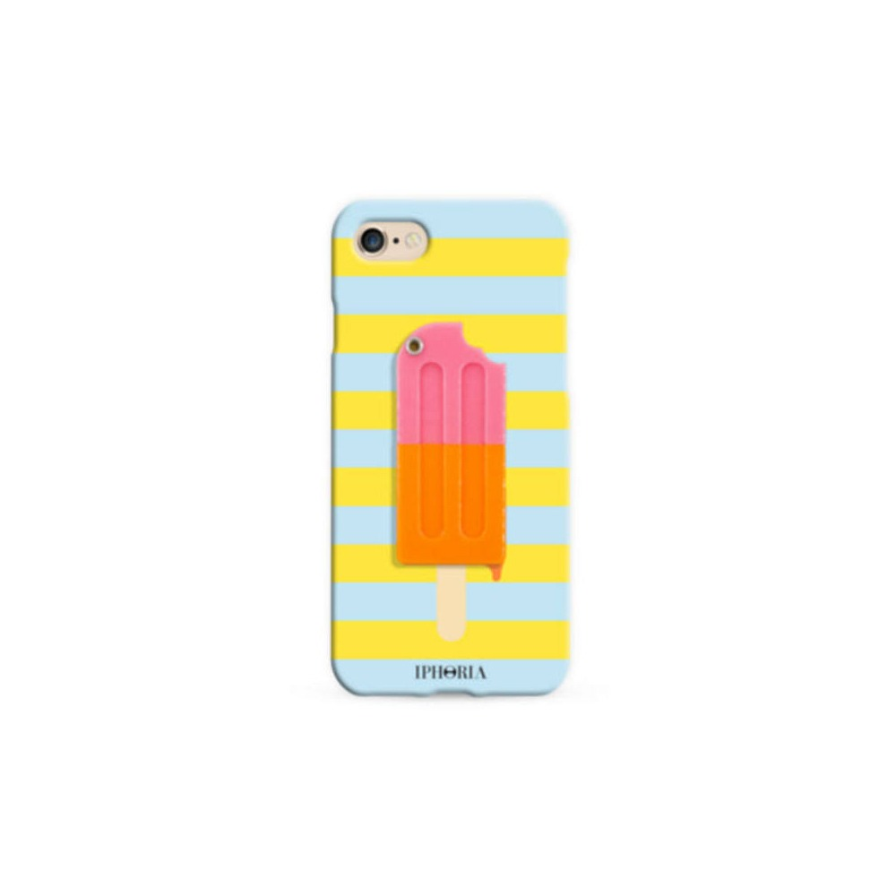 Mirror Case Orange Pink Iced-Lolly iPhone 7/8/SE2 CASE